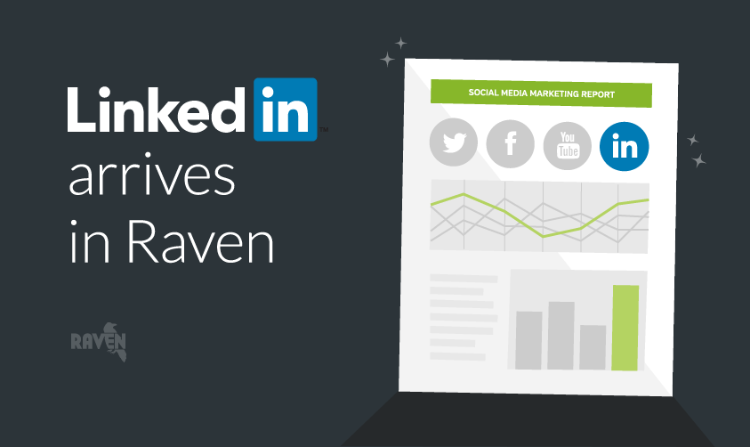 Linked in meets Raven Tools