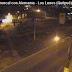 Jóvenes instalan barricadas en la USM de Viña del Mar y bloquean tránsito hacia Quilpué y la zona interior