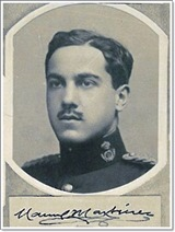 Teniente Manuel Martínez Vivancos
