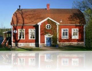 Frøskog senter, Dalsland, Sverige