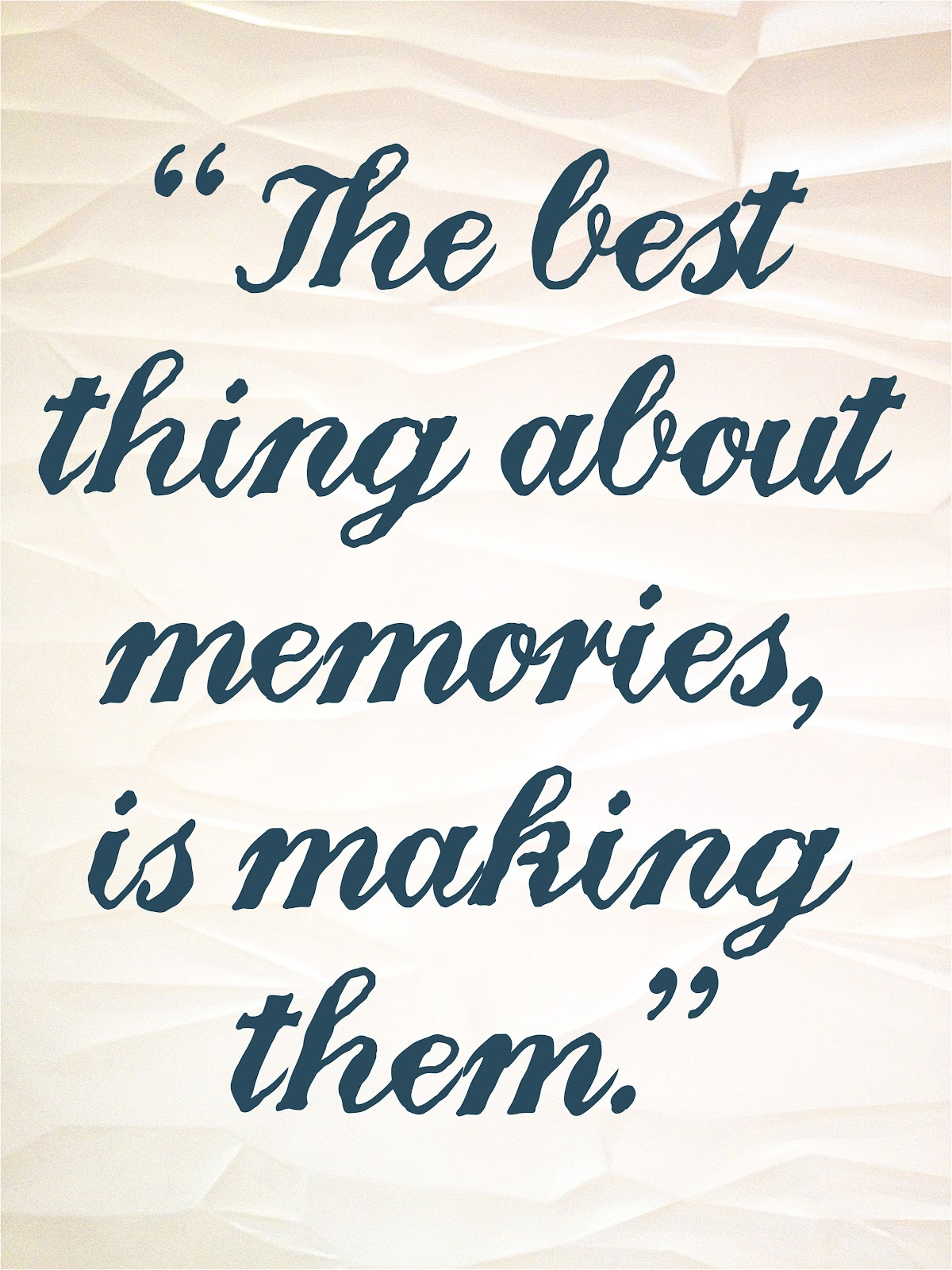 Quotes About Memories And Love Words To Live Linen Lace Love