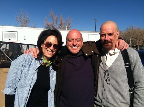 Les parents de Malcolm vont être réunis dans la fin de Breaking Bad !