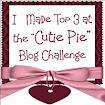 I'm a Top 3 Winner!!