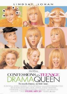 Nữ Hoàng Rắc Rối - Confessions Of A Teenage Drama Queen