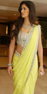 Hot Bollywood Actress in Saree Blouse - Celebrities Blouse Designs