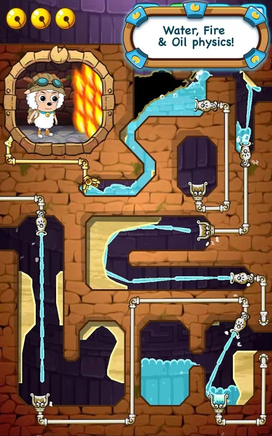 Screenshot Where's My Water? Feat. XYY