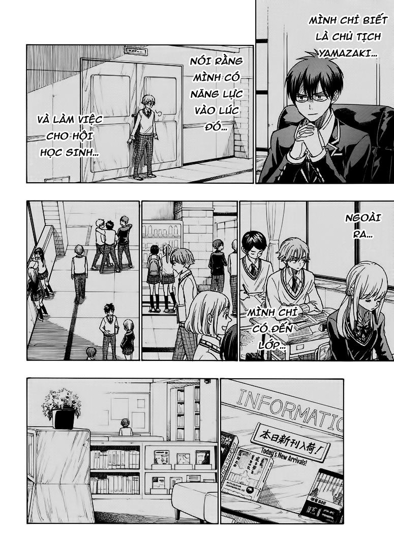 Yamada-kun to 7-nin no majo chap 214 page 16 - IZTruyenTranh.com