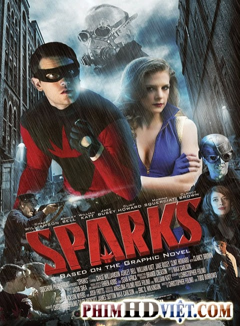 Tia Lửa - Sparks