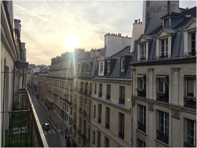 Travel: Autumn in Paris