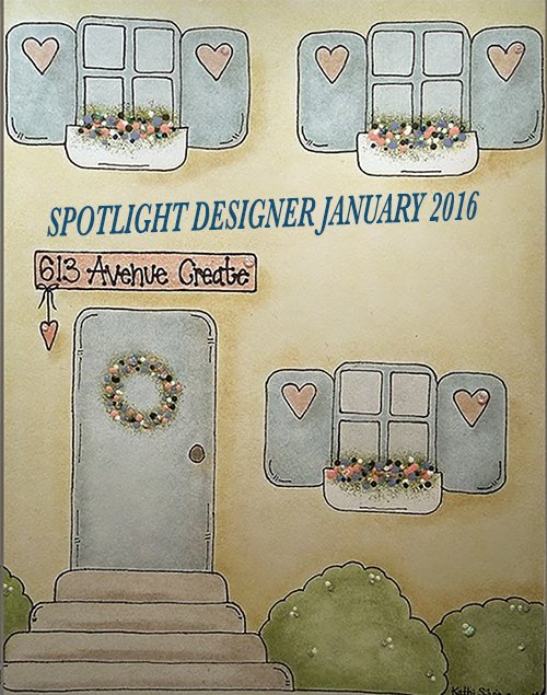 Spotlight Designer Januari 2016