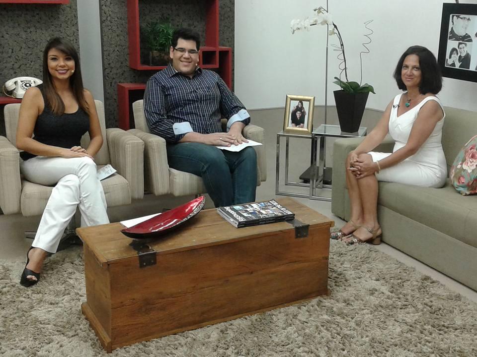 TV Mais - Participação no Programa Holofote - 05\08\15