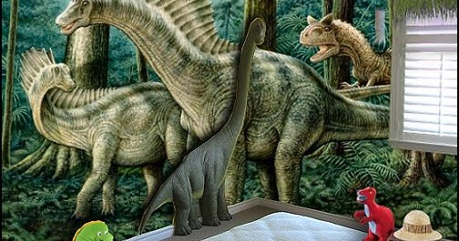 Project working dinosaur theme bedrooms for Dinosaur themed bedroom ideas