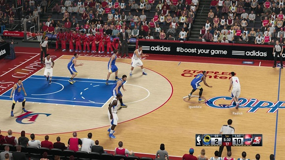 NBA 2K15 PC GAME REVIEW SCREENSHOT WWW.OVAGAMES.COM 3 NBA 2K15 RELOADED