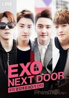 Hàng Xóm Của Tôi Là EXO - EXO Next Door