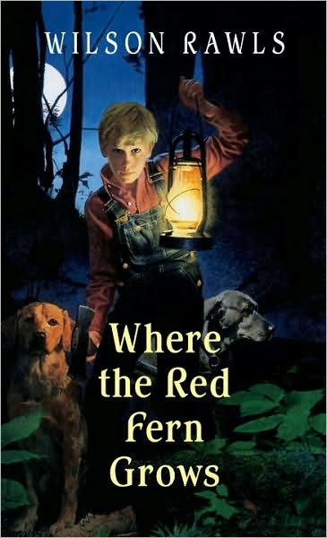 an analysis of the story where the red fern grows by wilson rawls Where the red fern grows  wilson rawls was born in 1919 on a farm near scraper,  the area in the light green shows the area the story takes place.