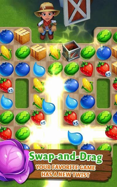 FarmVille: Harvest Swap V1.0.1 MoD Unlimited Money - Apk