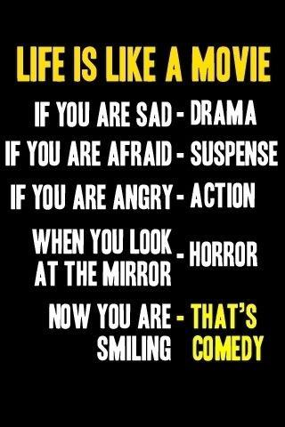 life is like quotes funny
