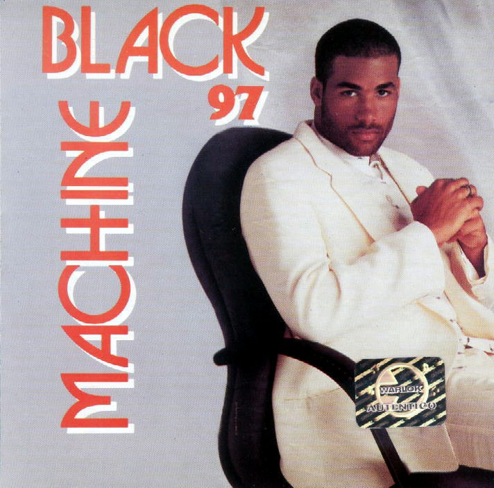BLACK MACHINE 97