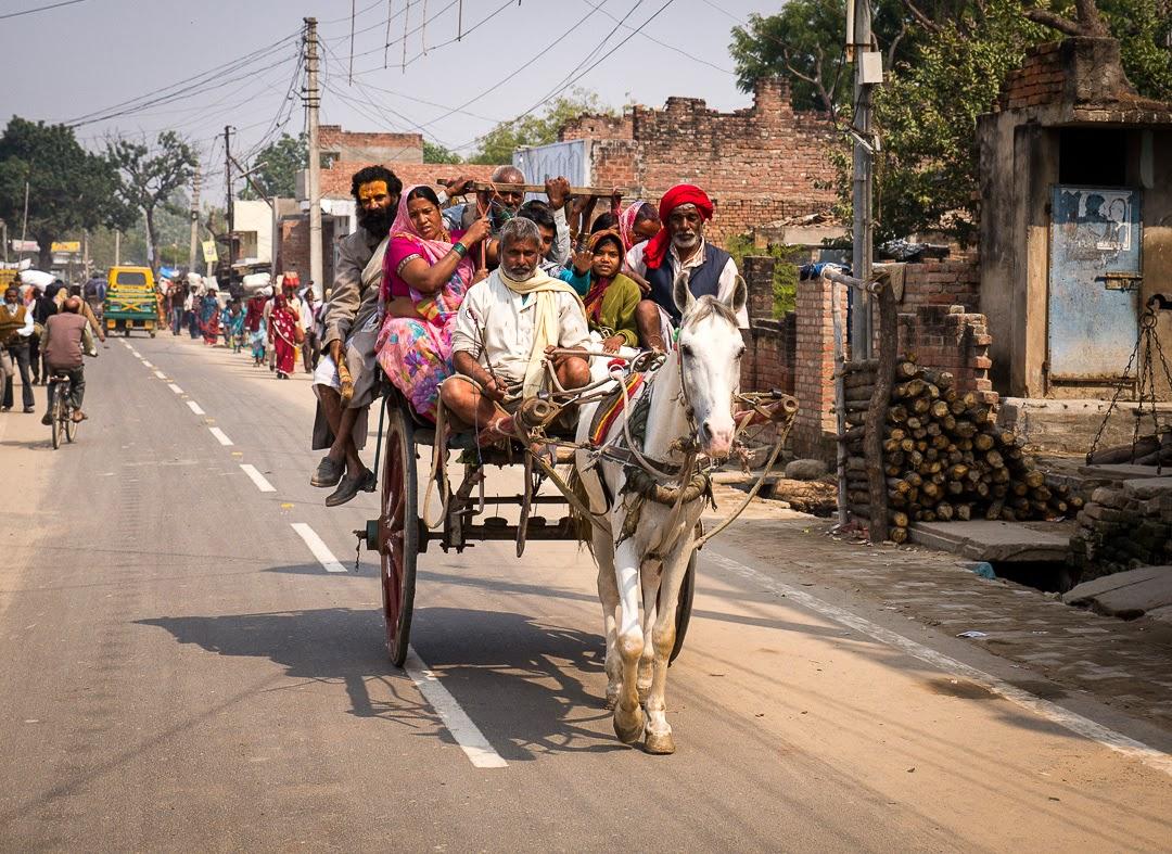 Roads of India