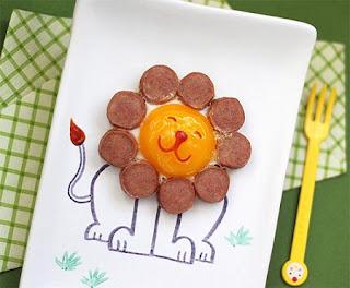 Ideas Divertidas para Presentar el Huevo, Platos Originales