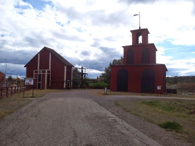 Mines in Falun, Sweden