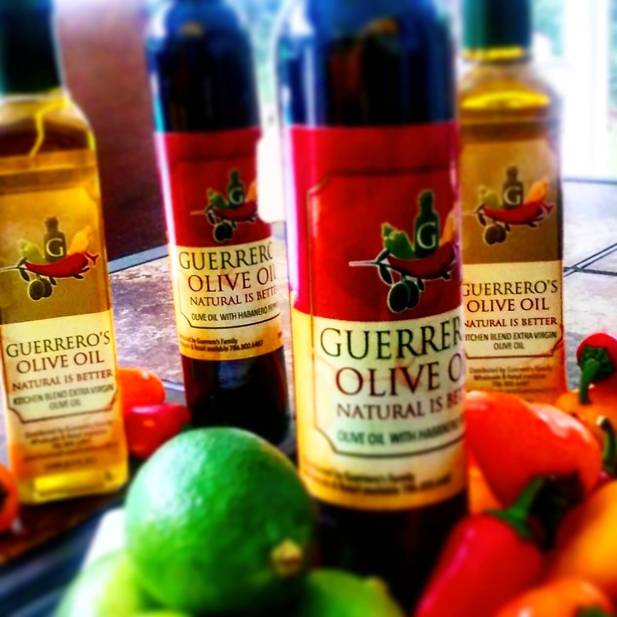 Guerrero's Olive Oil