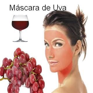 mascara de uva retarda o envelhecimento