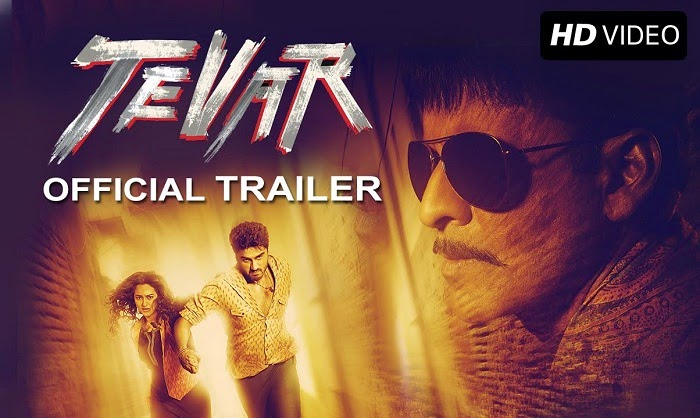 Sonakshi Sinha in Tevar Movie Trailer