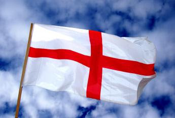 England Flag Photos
