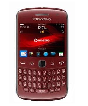 Blackberry Curve 9360 Rojo Rubi Tienda Claro Perú