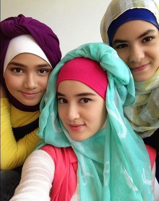 Profil Rosiana Dewi Pemeran Icha Aisyah Putri The Jilbab In Love