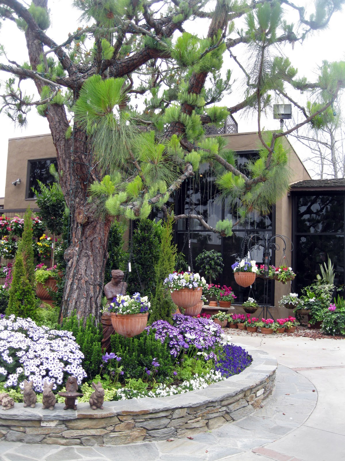 C.B.I.D. HOME DECOR and DESIGN: GARDENING: Spring at Rogers Gardens, Newport Beach