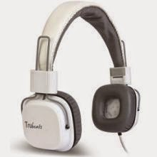 Amkette FDD737WH Trubeats Tango Wired Headphone for Rs.699