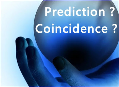 Prediction or coincidence