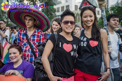 Parade Maho Di Hongkong Tuntut Hak Perkawinan | Topik Terbaru