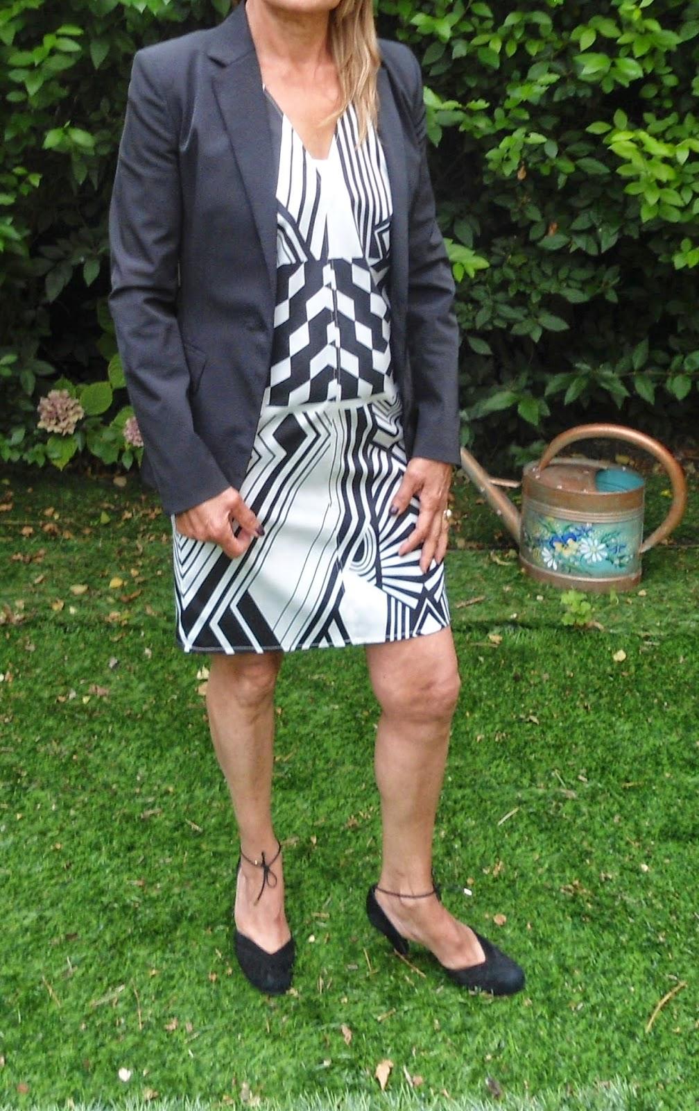 Extrem Robe facile à faire, C'est juste 4 rectangles Bettinael.Passion  SM82