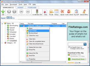 تحميل برنامج التحميل من الانترنت اكسلريتور بلس Accelerator Plus 2016