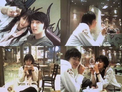 lee min ho current girlfriend