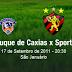 Assista ao vivo Duque de Caxias x Sport 20h30 Brasileirão Série B