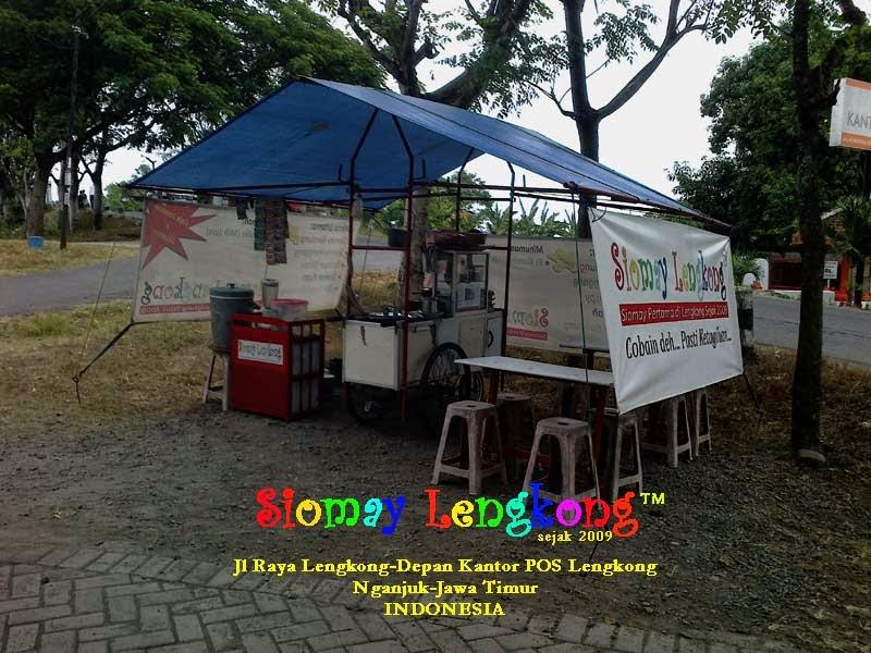 Owner Siomay Lengkong :