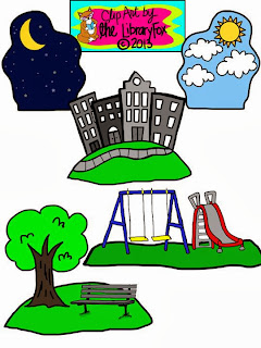 http://www.teacherspayteachers.com/Product/Setting-Clip-Art-Set-with-Blacklines-for-Personal-or-Commercial-Use-959927