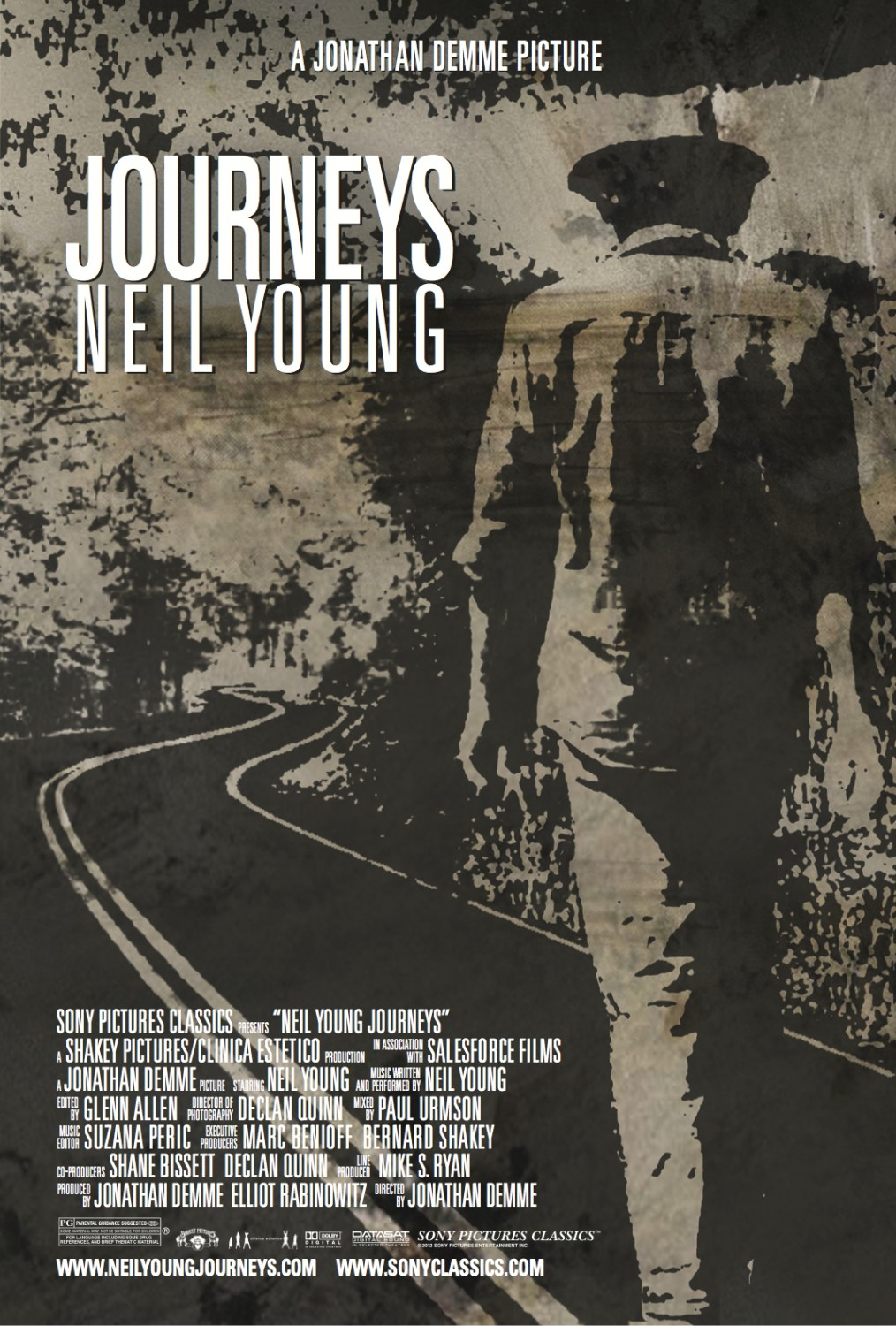Watch Neil Young Journeys Movie Online Free 2012