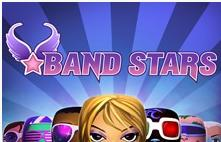 play Band stars game online on Google+
