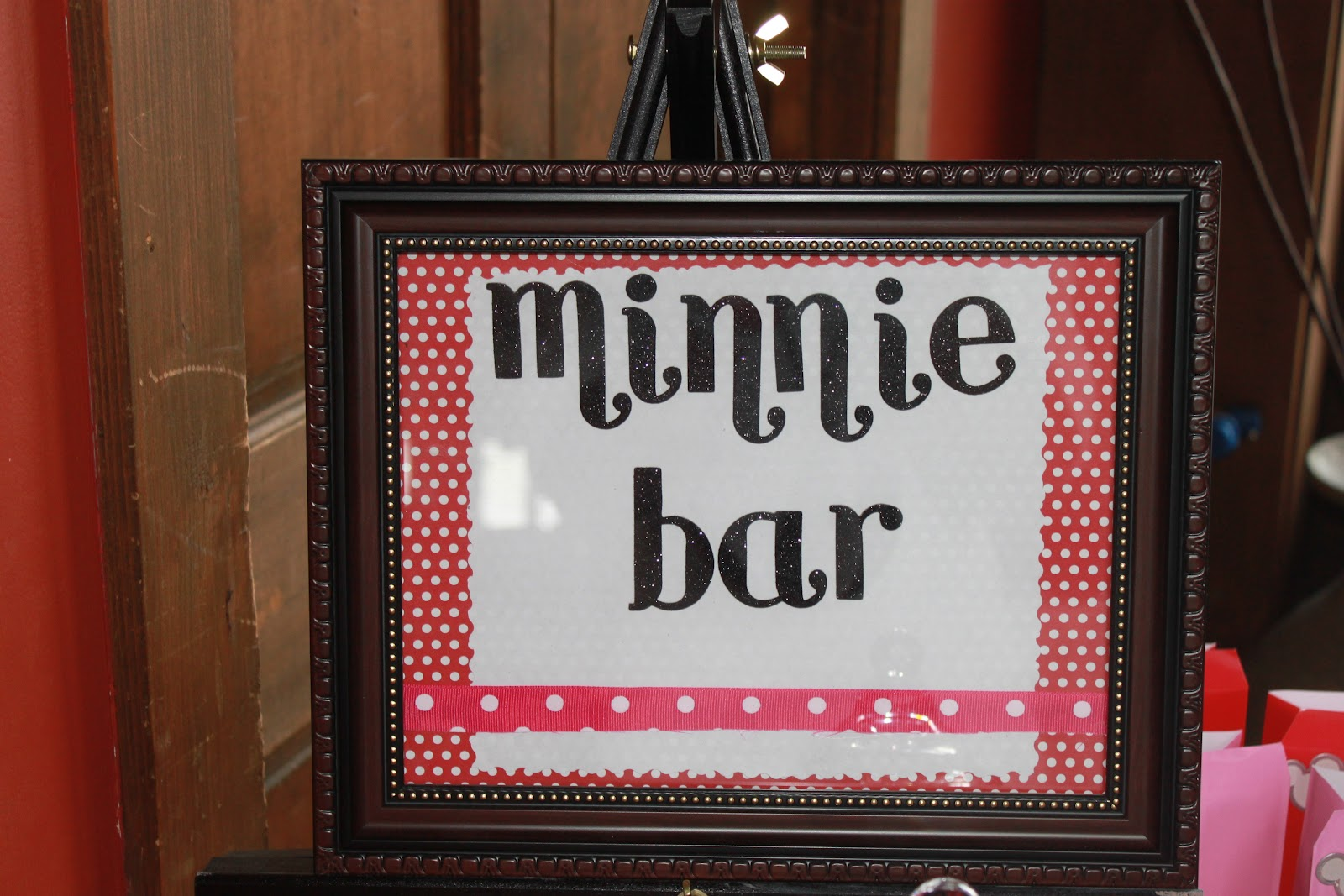 Party With A K The Blog A Quot Minnie Quot Occasion