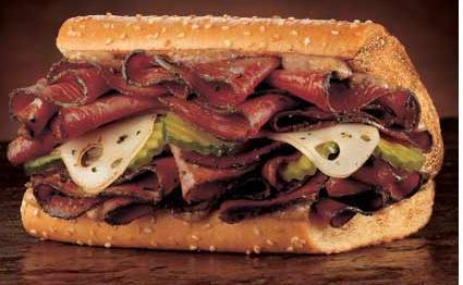 Cómo se prepara el Sandwich de pastrami