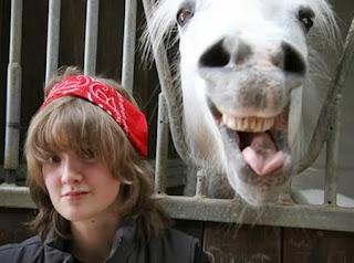 kuda-nyengir
