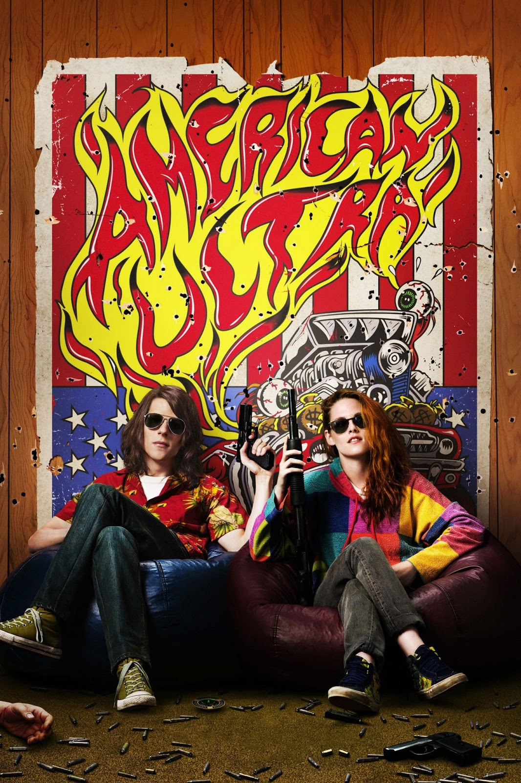 American Ultra: Armados e Alucinados – Dublado (2015)