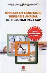 toko buku rahma: buku kebijakan akuntansi berbais akrual, pengarang dadang suwanda, penerbit rosda