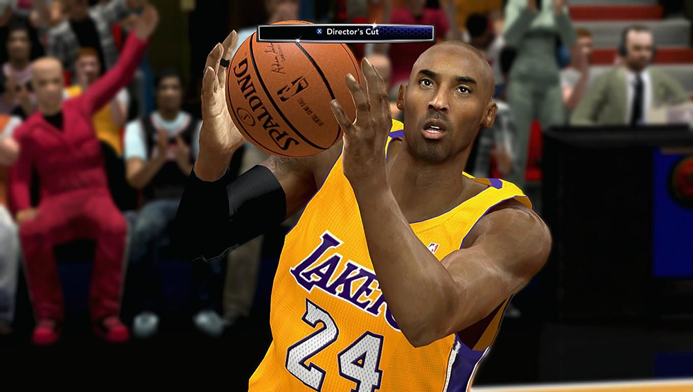 NBA 2K14 Mod Kobe Real Face