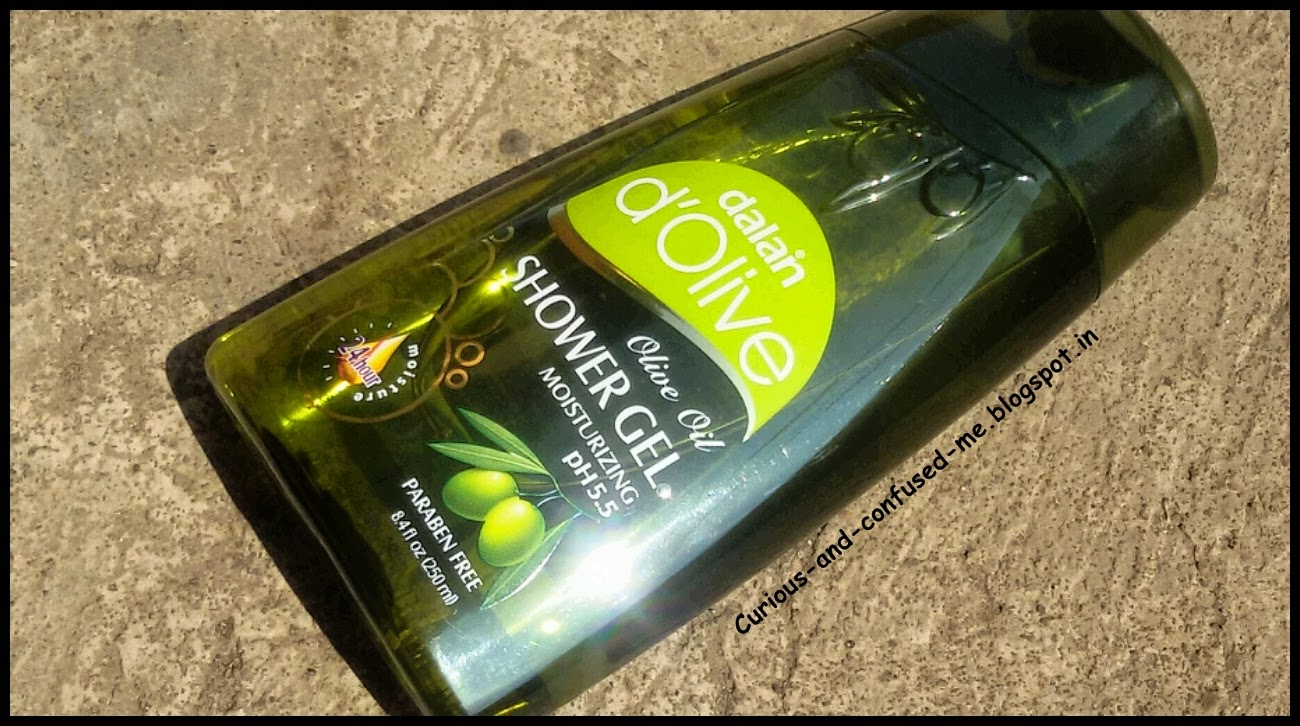 Dalan d´Olive Showergel review, Dalan d´Olive Showergel, Olive showergel India, Dalan olive review, Shower gels India